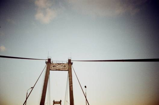 Sky Power Crane Free Photo