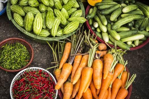 Carrot Vegetable Food #144319