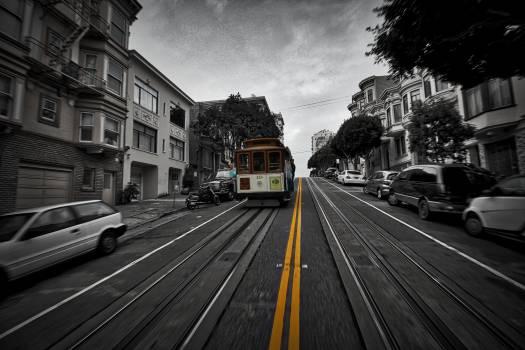 Road Highway Transportation Free Photo
