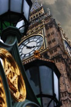 Clock Timepiece Time #14454