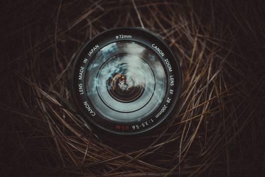 Lens Circle Technology Free Photo