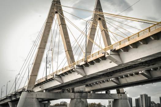 Vessel Bridge Ship Free Photo