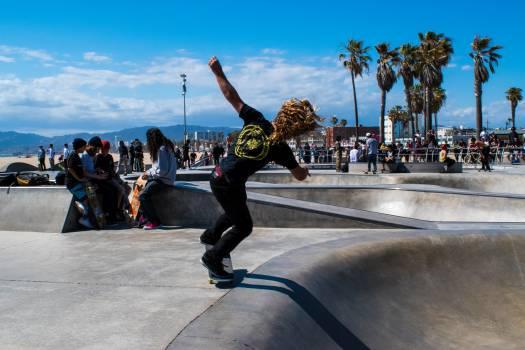 Jump Man Skate #145054