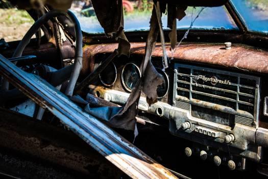 Car Vehicle Factory Free Photo
