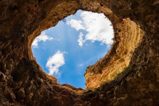 Landscape Sky Hole #14592