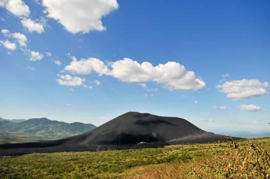 Highland Landscape Mountain #14596
