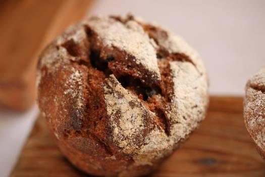 Bread Food Muffin #14624