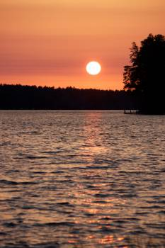Sun Sunset Star Free Photo