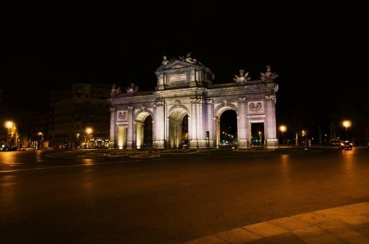 Triumphal arch Memorial Arch #146767