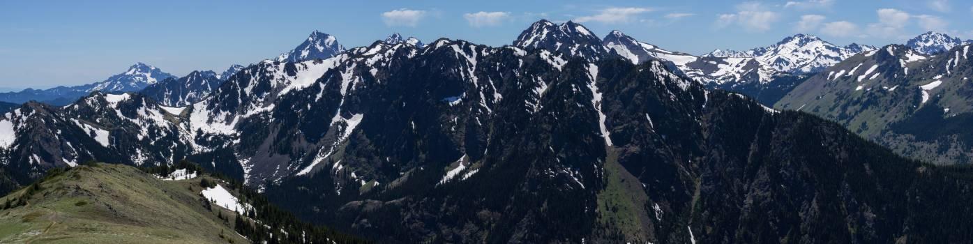 Mountain Range Alp #146872