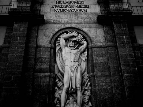 Statue Sculpture Stone #14705