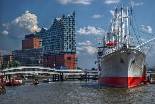 Ship Vessel Boat Free Photo