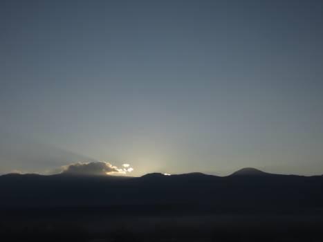 Sky Atmosphere Clouds #14793