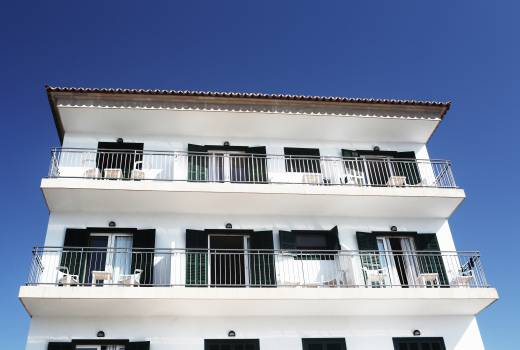 Architecture Building Balcony #14799