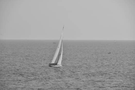 Sailboat Vessel Boat #14818