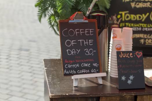 Blackboard Signboard Board Free Photo
