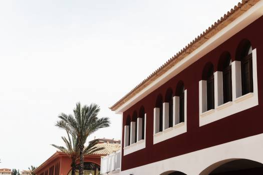 Architecture Building Balcony #14887
