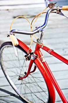 Rod Bicycle Metal #14915