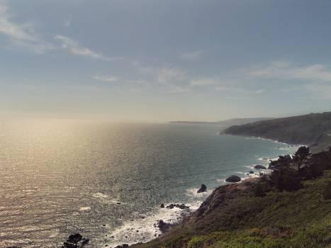 Sea Ocean Shoreline #14920