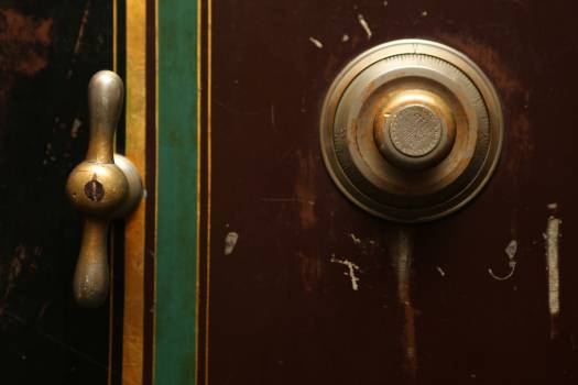 Lock Safe Strongbox #14956