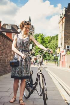 Bicycle Bike Cyclist Free Photo