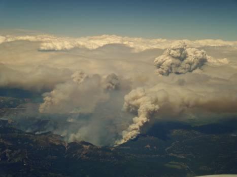 Volcano Mountain Natural elevation #150668