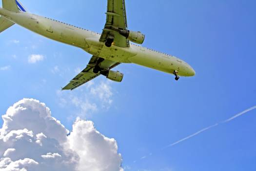 Aircraft Airplane Jet #150695
