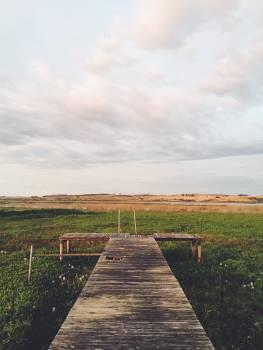 Landscape Sky Track Free Photo