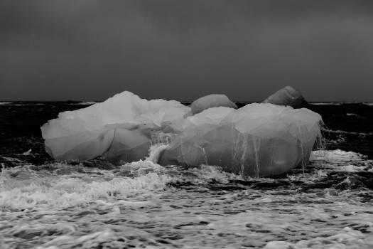 Iceberg Glacier Ice #15229