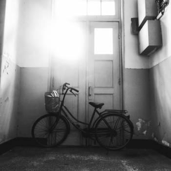 Bicycle Bike Room Free Photo