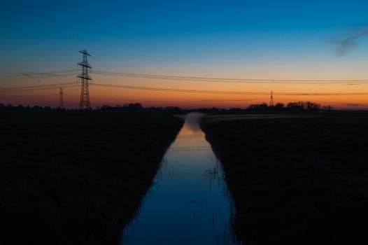 Sun Sky Sunset #15249