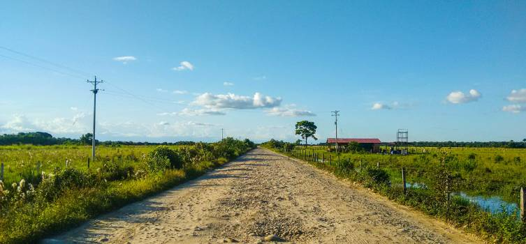 Landscape Sky Rural Free Photo