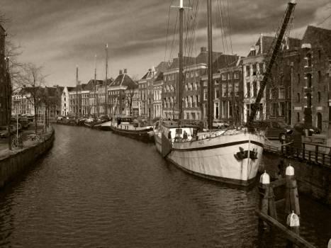 Boat Marina Water #15335