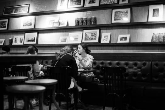 Cafe Restaurant Shop Free Photo