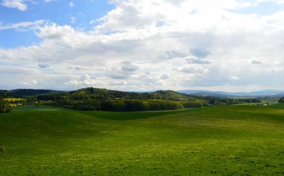 Mound Landscape Grass Free Photo