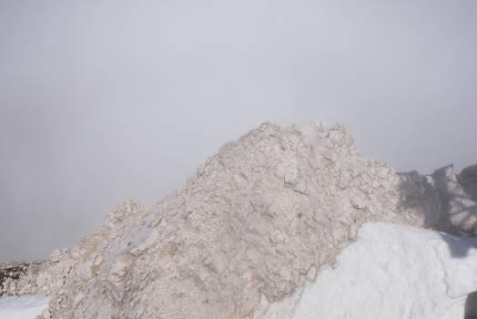 Flour Grave Texture Free Photo