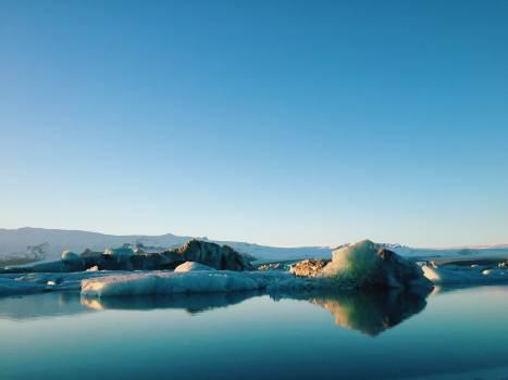 Sky Water Landscape #153975