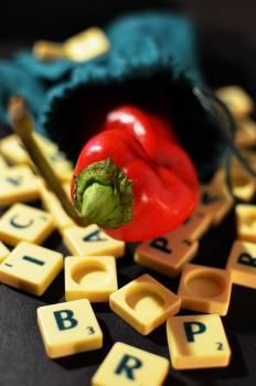 Pepper Vegetable Food #15411