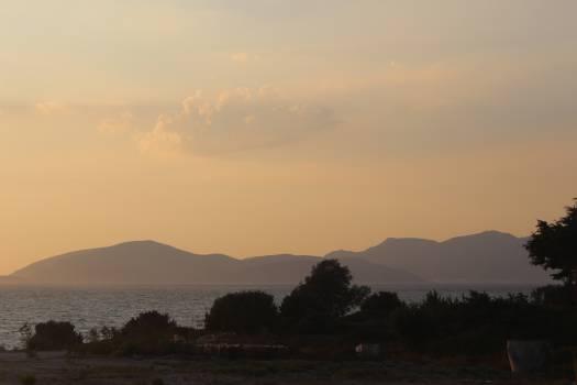 Sky Highland Landscape #154535