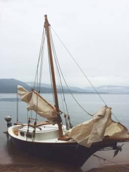 Vessel Schooner Sailing vessel #154618