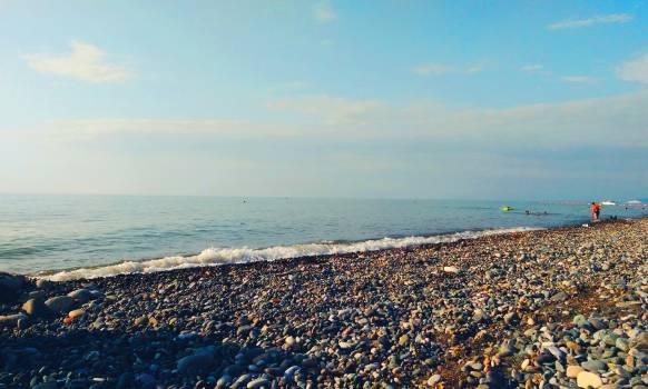 Beach Sea Ocean #154764
