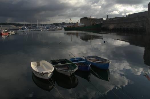 Boat Water Marina #155287