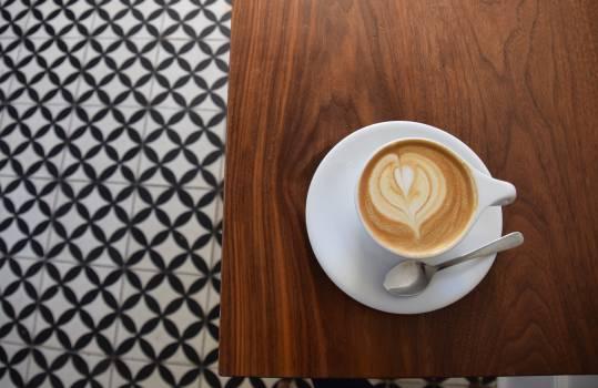 Coffee Beverage Cappuccino #15539