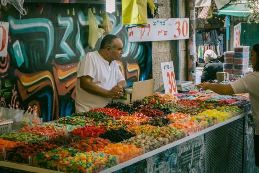 Seller Fruit Food #155649
