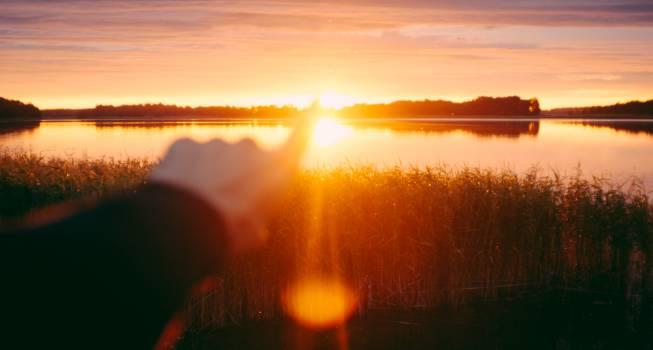 Sun Sunset Star #155659