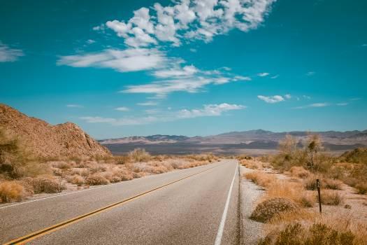 Landscape Sky Road #155777