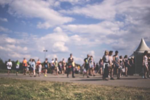 Group Spectator People Free Photo