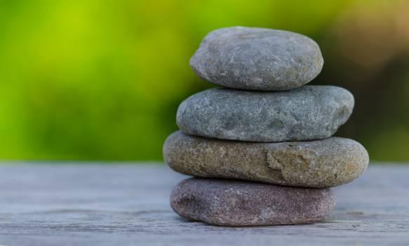 Pebble Balance Stone #15606