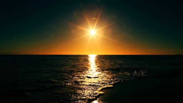 Sun Star Sunset #15633