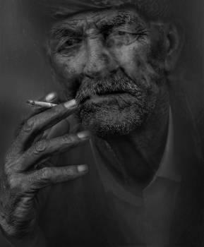 Wrinkle Depression Male #15768